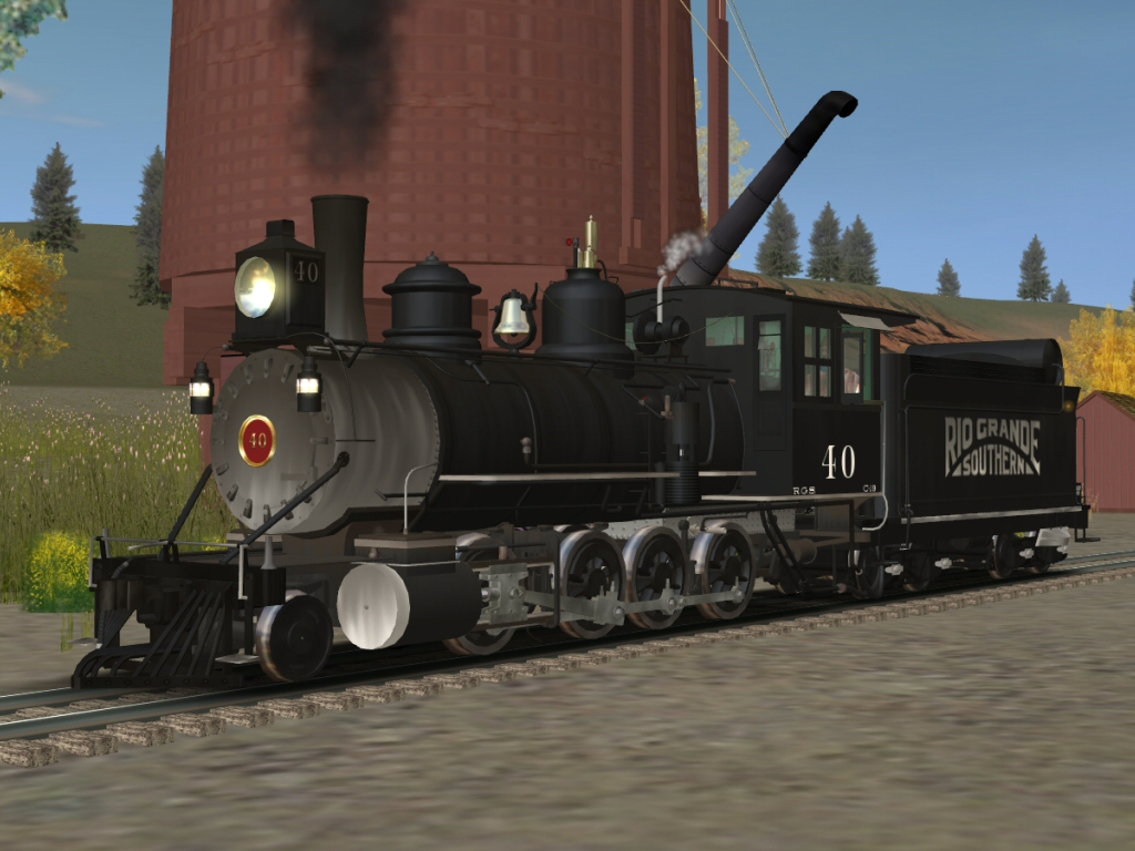 Trainz steam locomotives free download