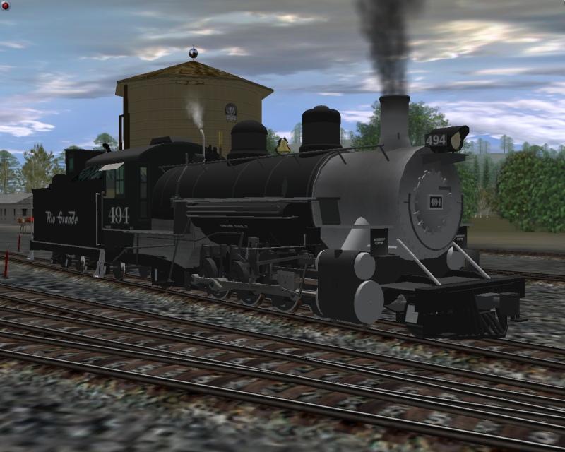 how to drive a steam train in trainz simulator